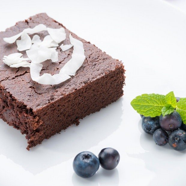 Cviklove brownie