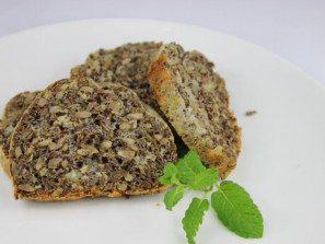 bielkovinový chlebík