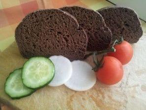 domáci špaldový chlieb recept