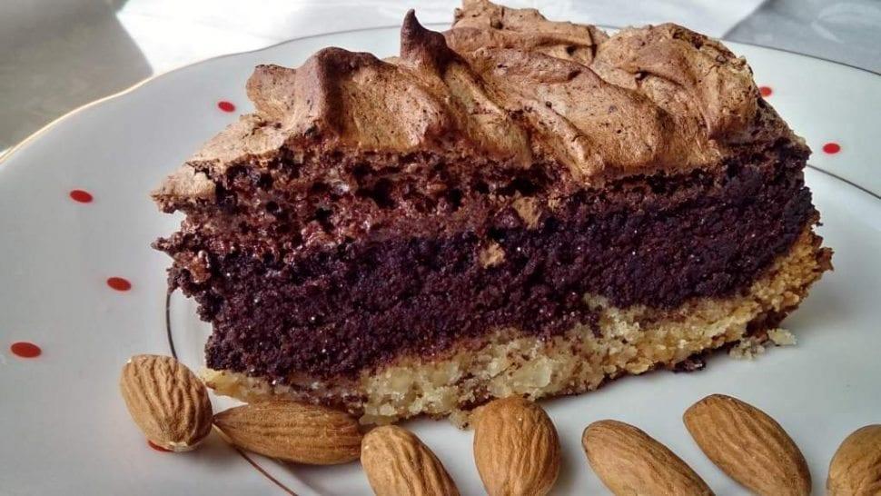 fantastická čokoládová torta recept